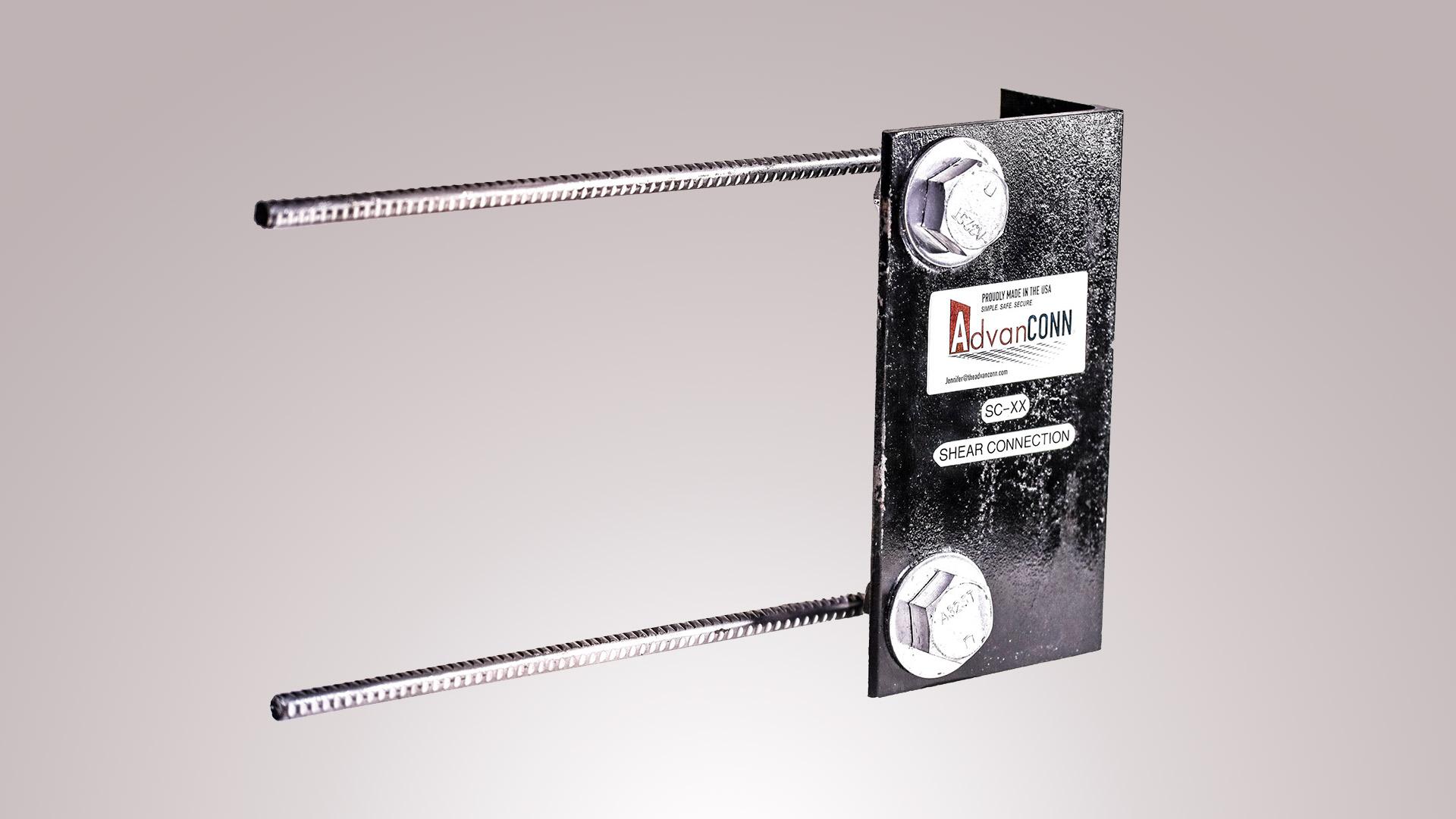 The AdvanConn shear connector