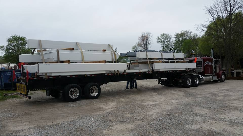 Tincher's Welding delivery